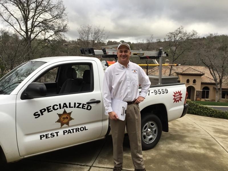 Sacramento Commercial Pest Control Company Specialized Pest Patrol